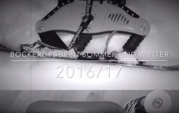 Bockerl fahren Sommer und Winter 2016/17